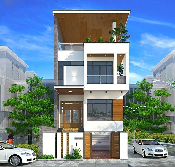 Dịch vụ thiết kế kiến trúc Quang Phúc