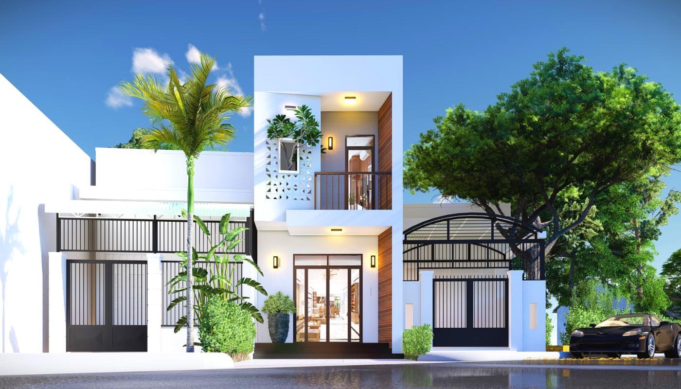 Công ty thiết kế xây dựng nhà phố Quảng Ngãi