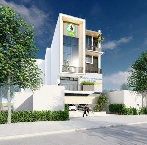 Công ty thiết kế xây dựng nhà phố Ba Tơ