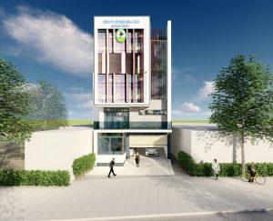 Công ty thiết kế xây dựng nhà phố Bình Sơn