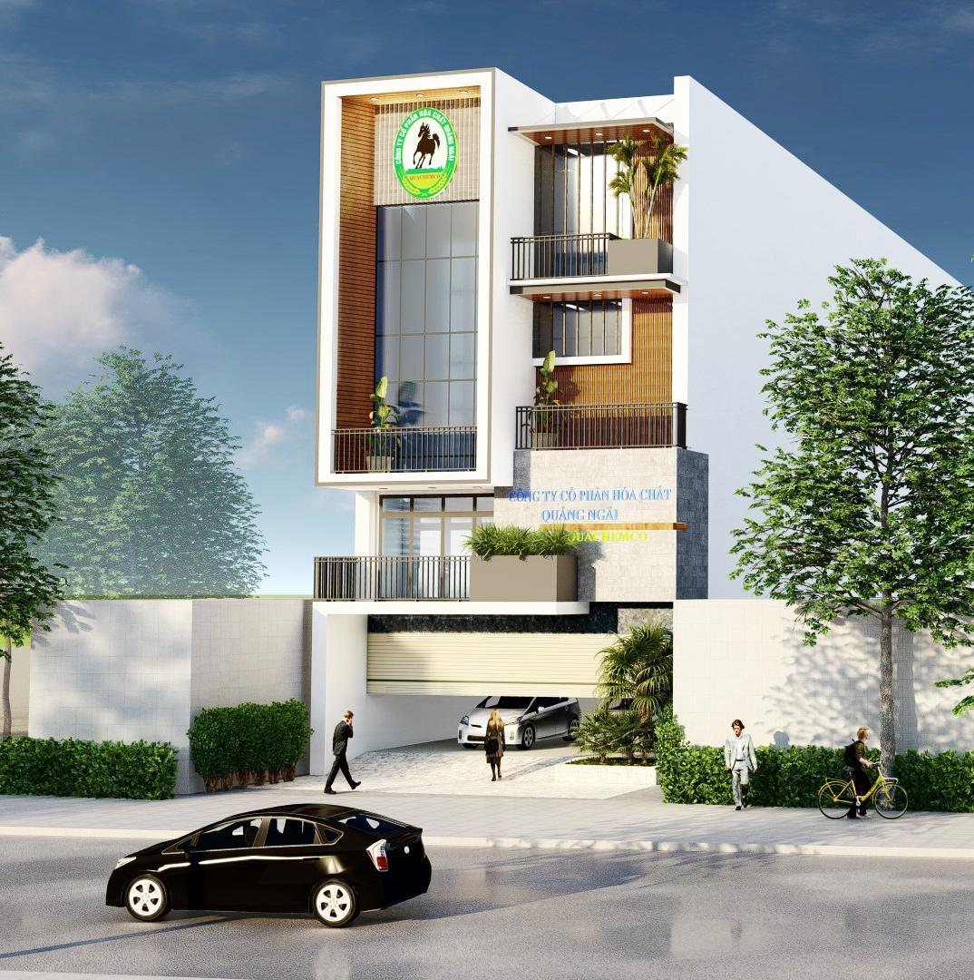 Dịch vụ xây nhà trọn gói tại Quảng Ngãi