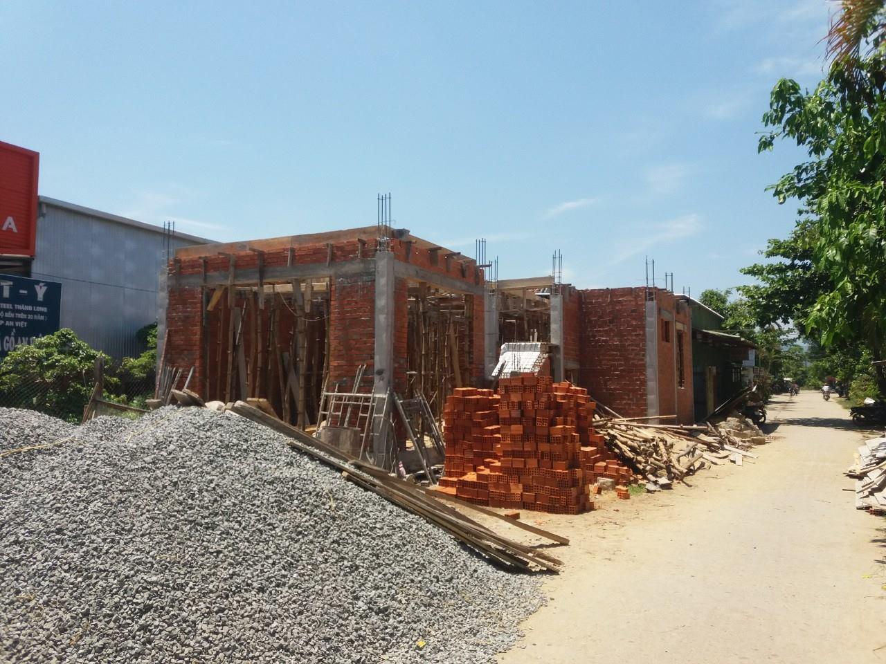 Một công trình xây dựng được Quang Phúc thực hiện