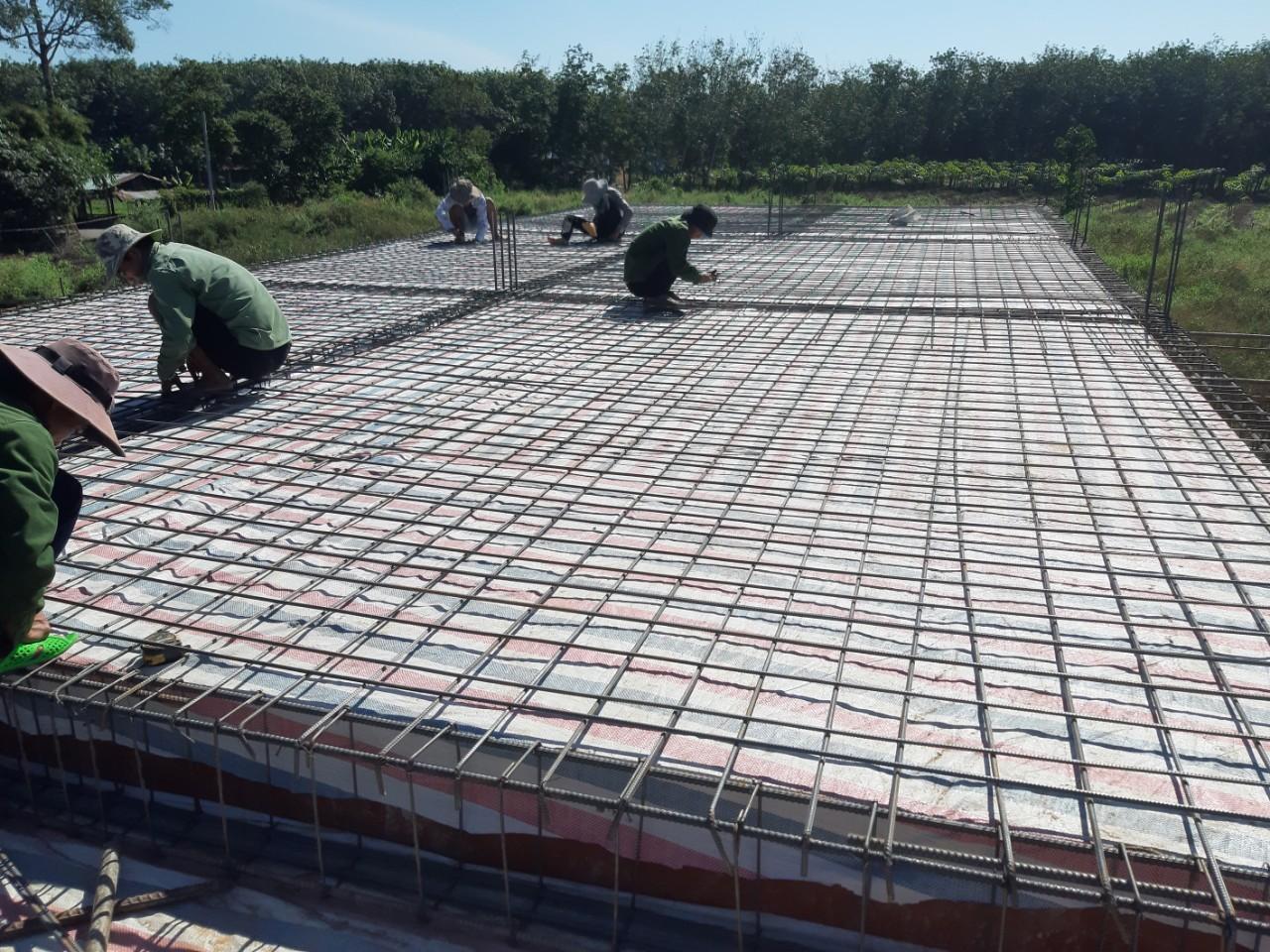 Thi công xây dựng nhà ở từ Quang Phúc