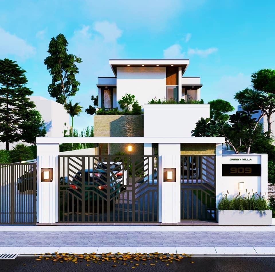 Thiết kế kiến trúc chuyên nghiệp với Quang Phúc