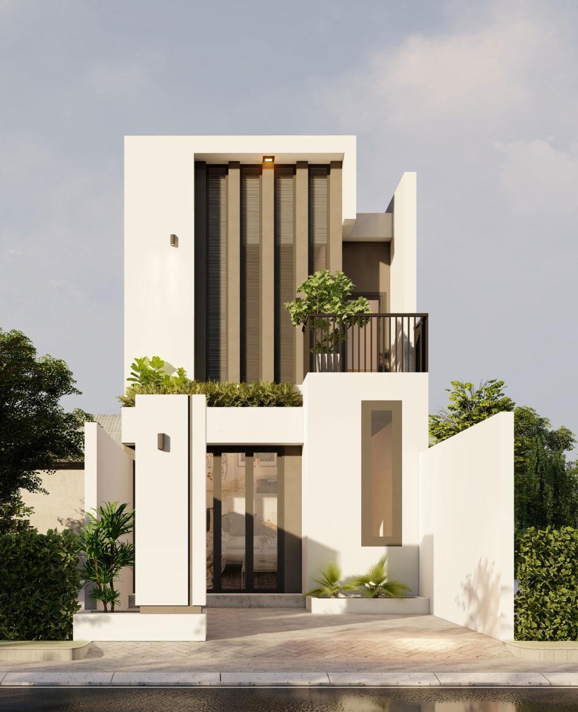 Công ty thiết kế xây dựng nhà phố ở Nghĩa Hành