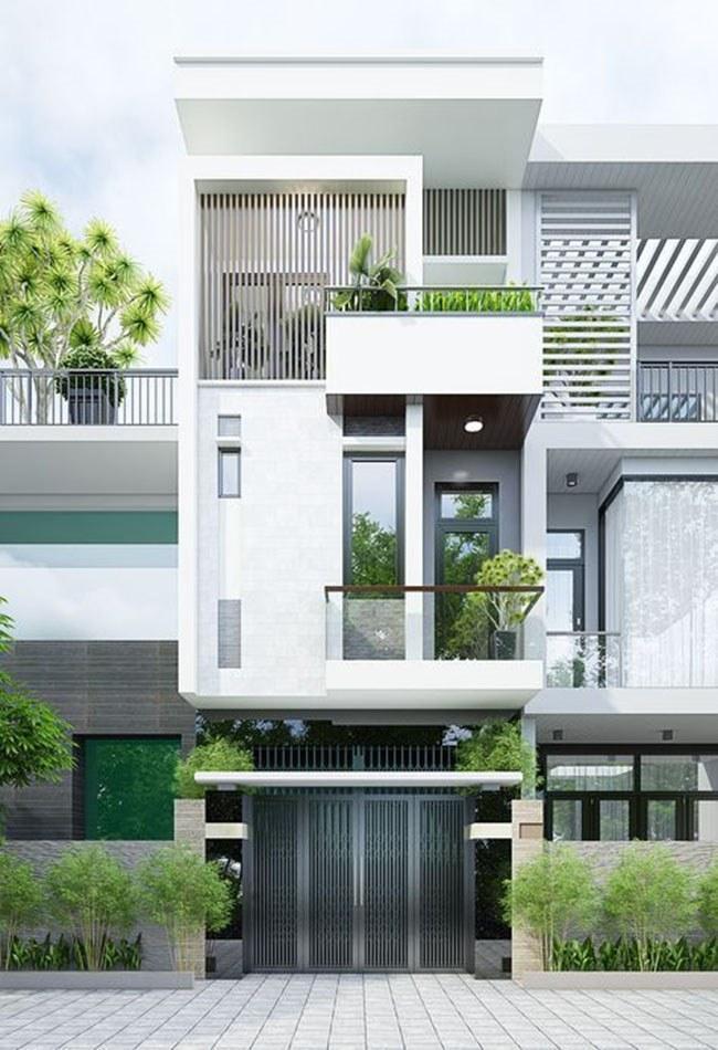 Công ty thiết kế xây dựng nhà phố tại Sơn Hà