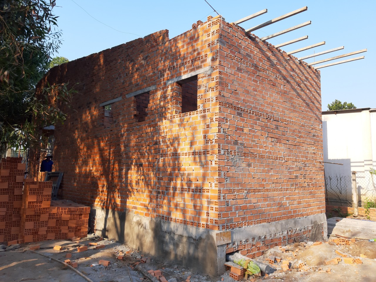 Nhà thầu xây dựng chuyên nghiệp tại Sơn Hà