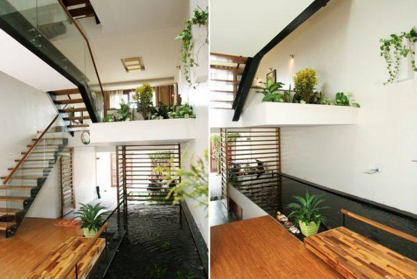 Công ty thiết kế xây dựng nhà phố tại Sơn Tây