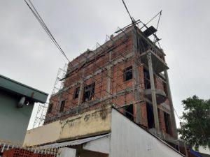 Nhà thầu xây dựng tại Mộ Đức