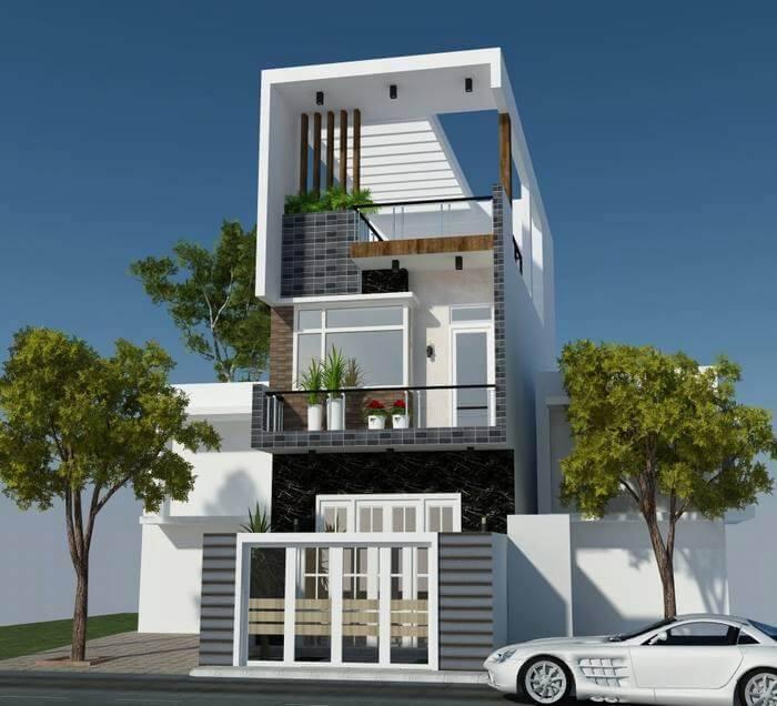Công ty thiết kế xây dựng nhà phố tại Tư Nghĩa