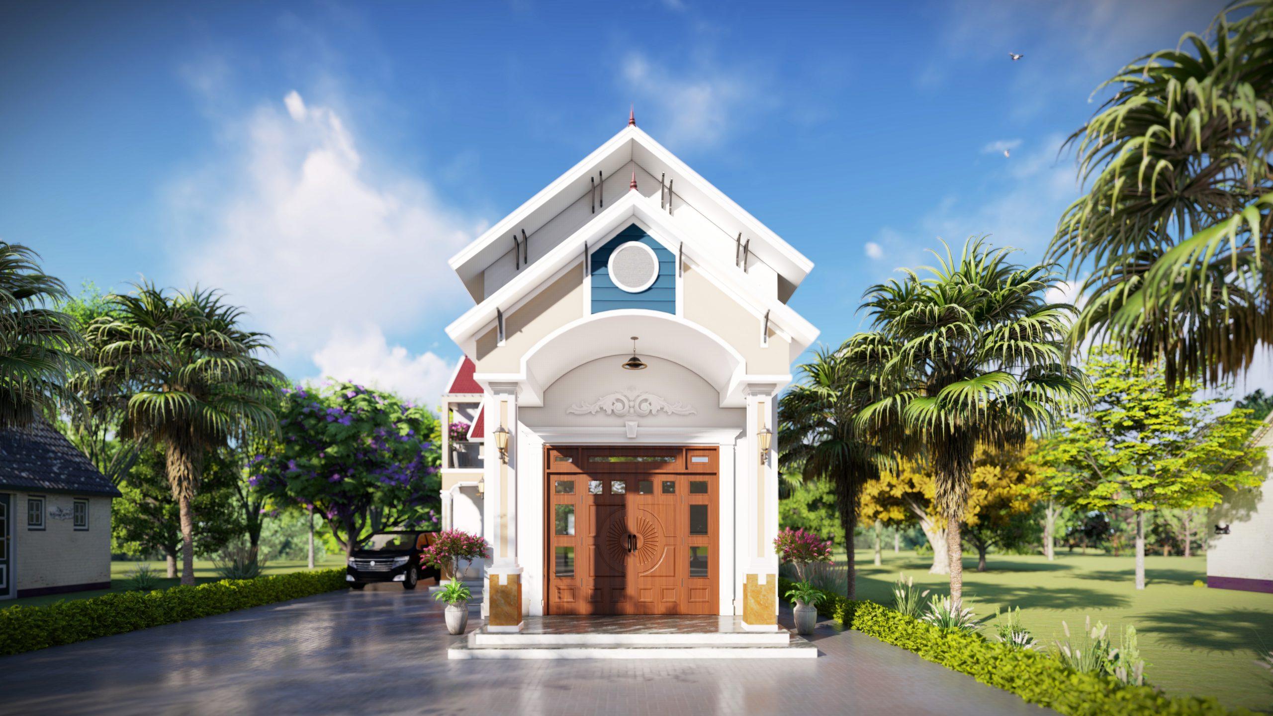 Nhà thầu xây dựng uy tín tại Trà Bồng